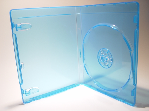 Blu-ray Disc Case Single