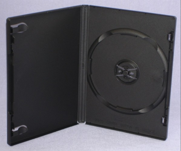 EBB01 - 14mm DVD Case Single Disc