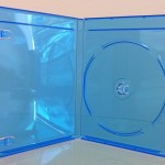EBR01 12mm Blu-ray Case for a Single Disc