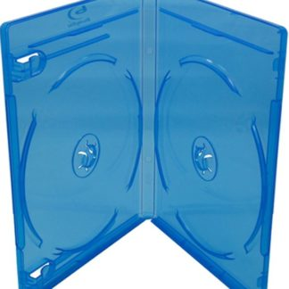 EBR02 - 12mm Blu-Ray Case for Two (2) Discs