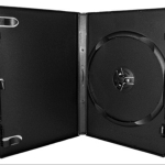 EDB01 - 14mm DVD Case for Single Disc