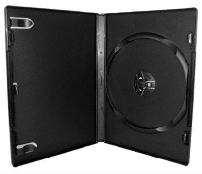 EDB01 - 14mm DVD Case for Single Disc