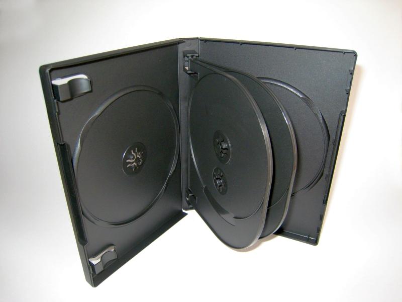 22mm Dvd Case