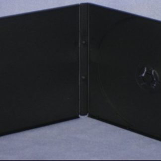 5.2mm CD Poly Case Black with Sleeve