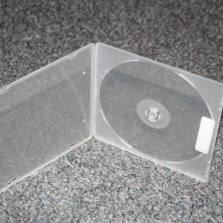 5.2mm CD Poly Case Clear
