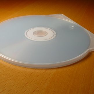 CD Poly Case - C-Shell