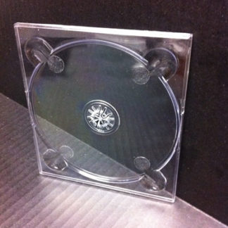 Digi-Tray for Single (1) Disc