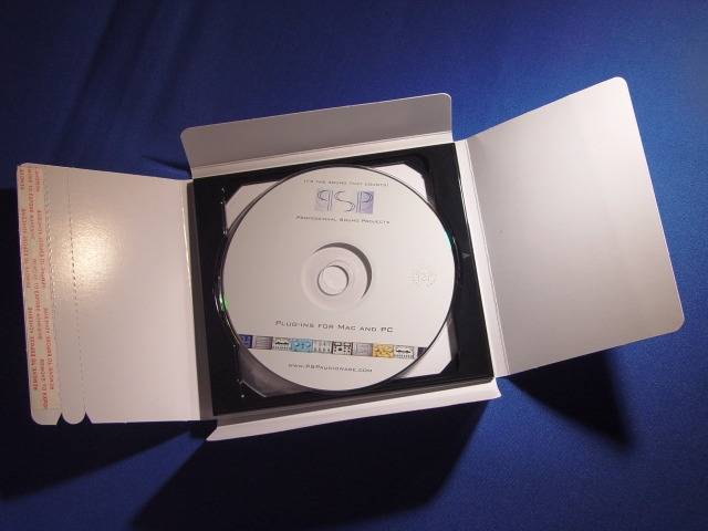EvPAK Mailer for Single Disc