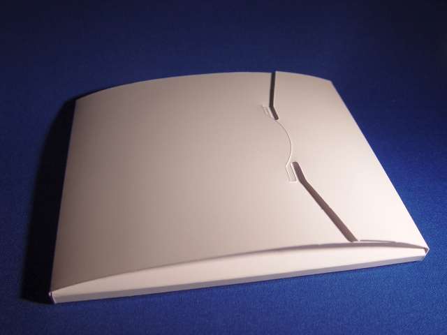 EvPAK Presentation Case -- Glueless and easy to assemble for a quick yet great first impression