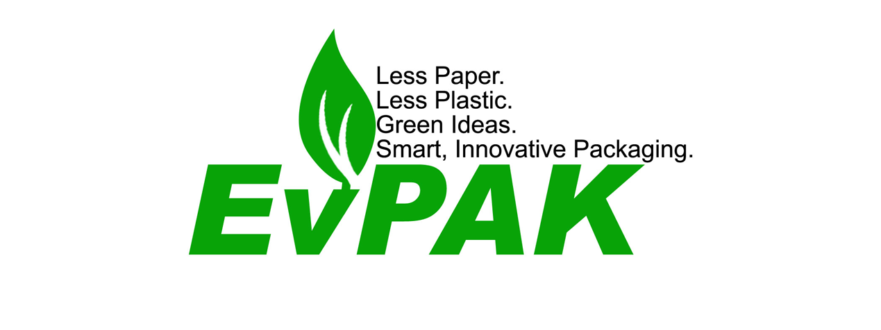 EvPAK Smart Green Packaging