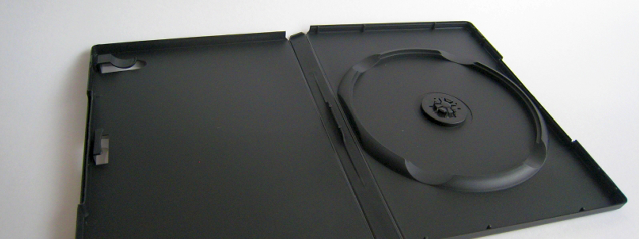Product Spotlight:  14mm DVD Case for a Single Disc
